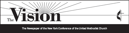 The Vision, Newspaper of the NYAC, of the UMC